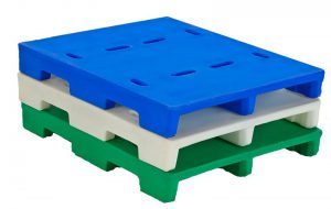 rotational mold plastic pallet
