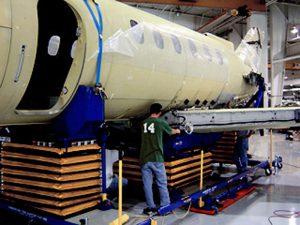 aerospace-lift-table