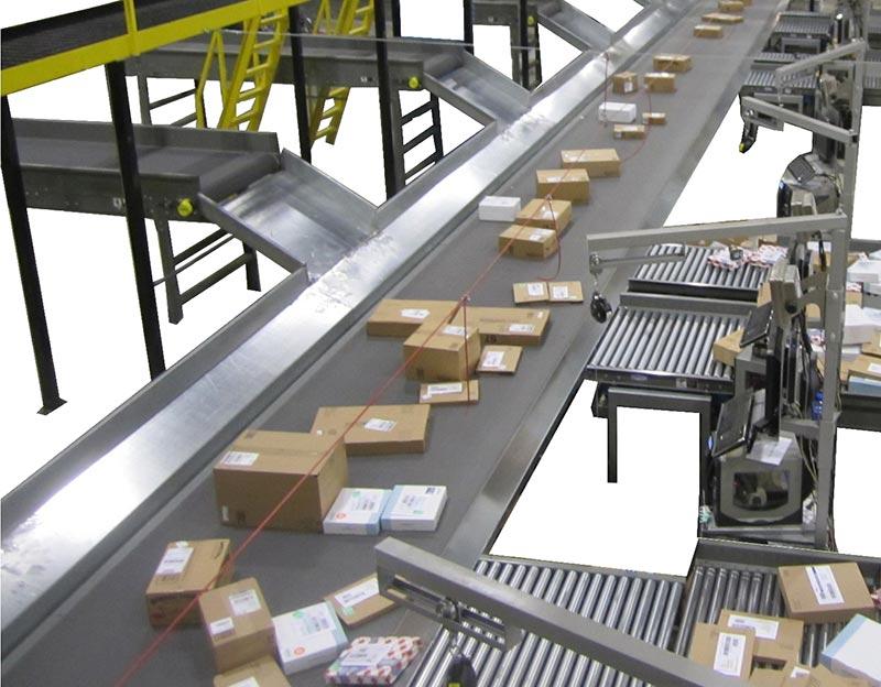 Belt Driven Conveyor