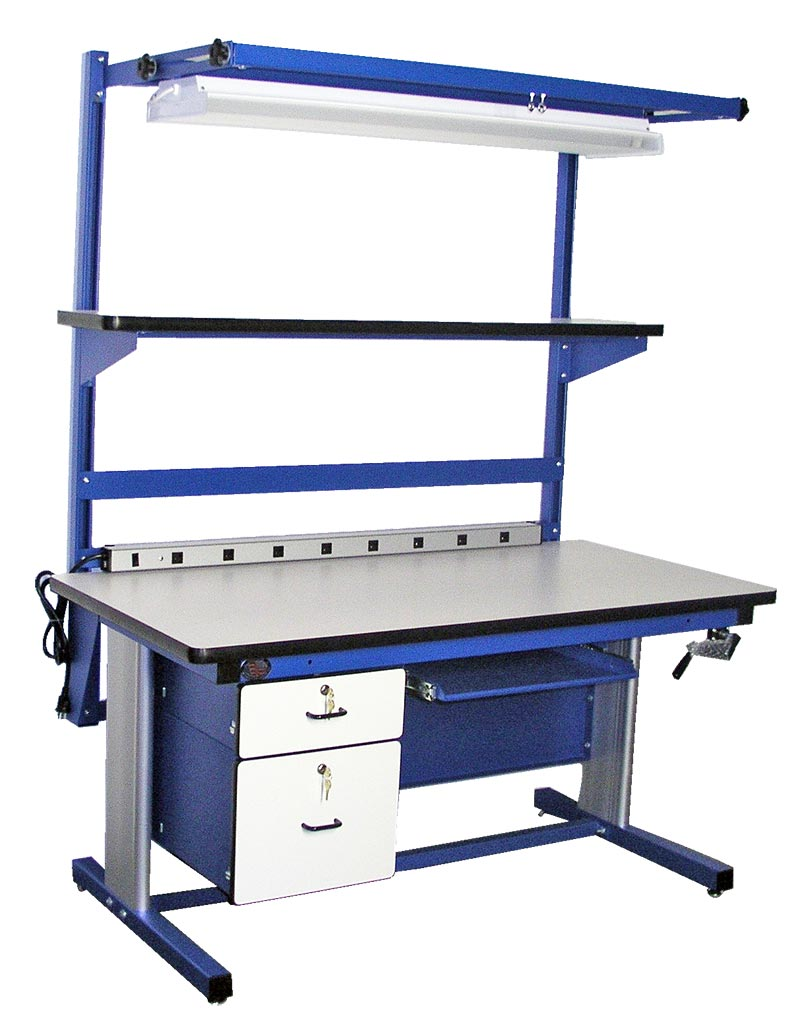 Ergonomic Workbench Custom Equipment Company CECCustom