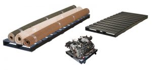 Plastic Extruded Pallets
