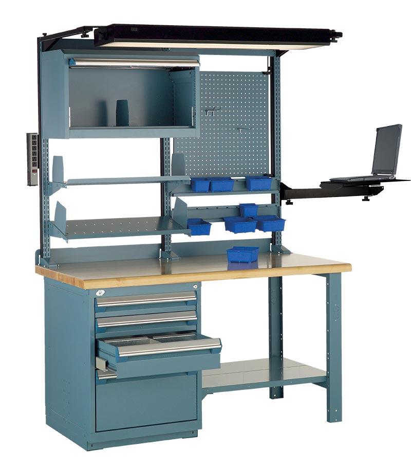 Workstation Custom Equipment Company Ceccustom
