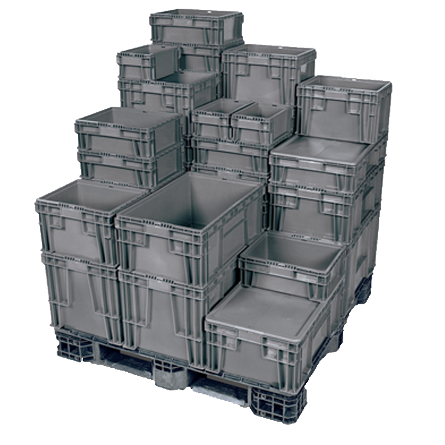 Straight Wall Containers