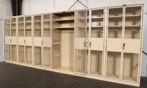 TA 50 Military Storage Lockers