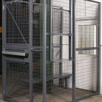 wire crafters driver access cage