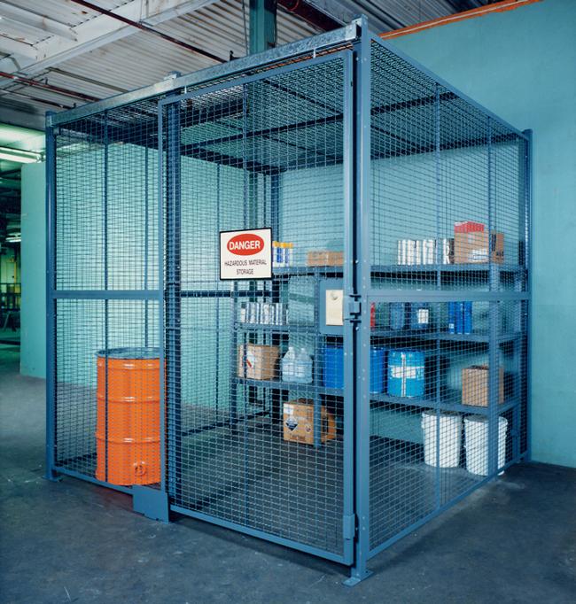 WireCrafters Secure Storage