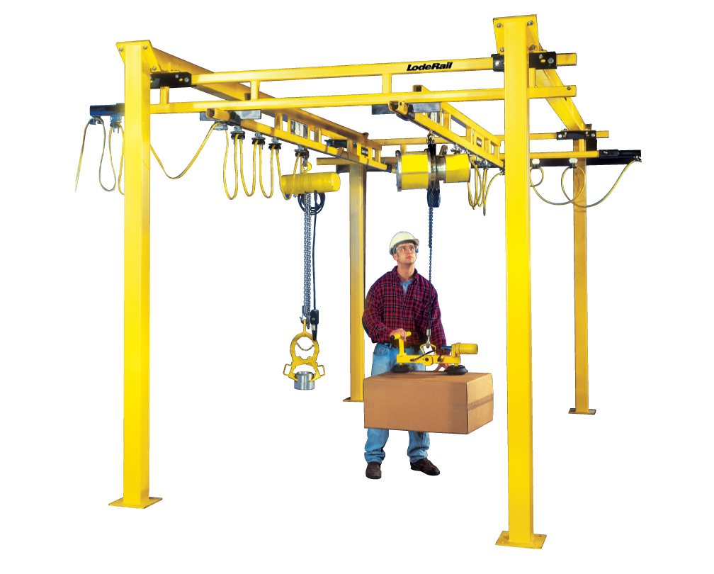 Overhead Cranes And Hoists : Overhead crane custom equipment company ceccustom