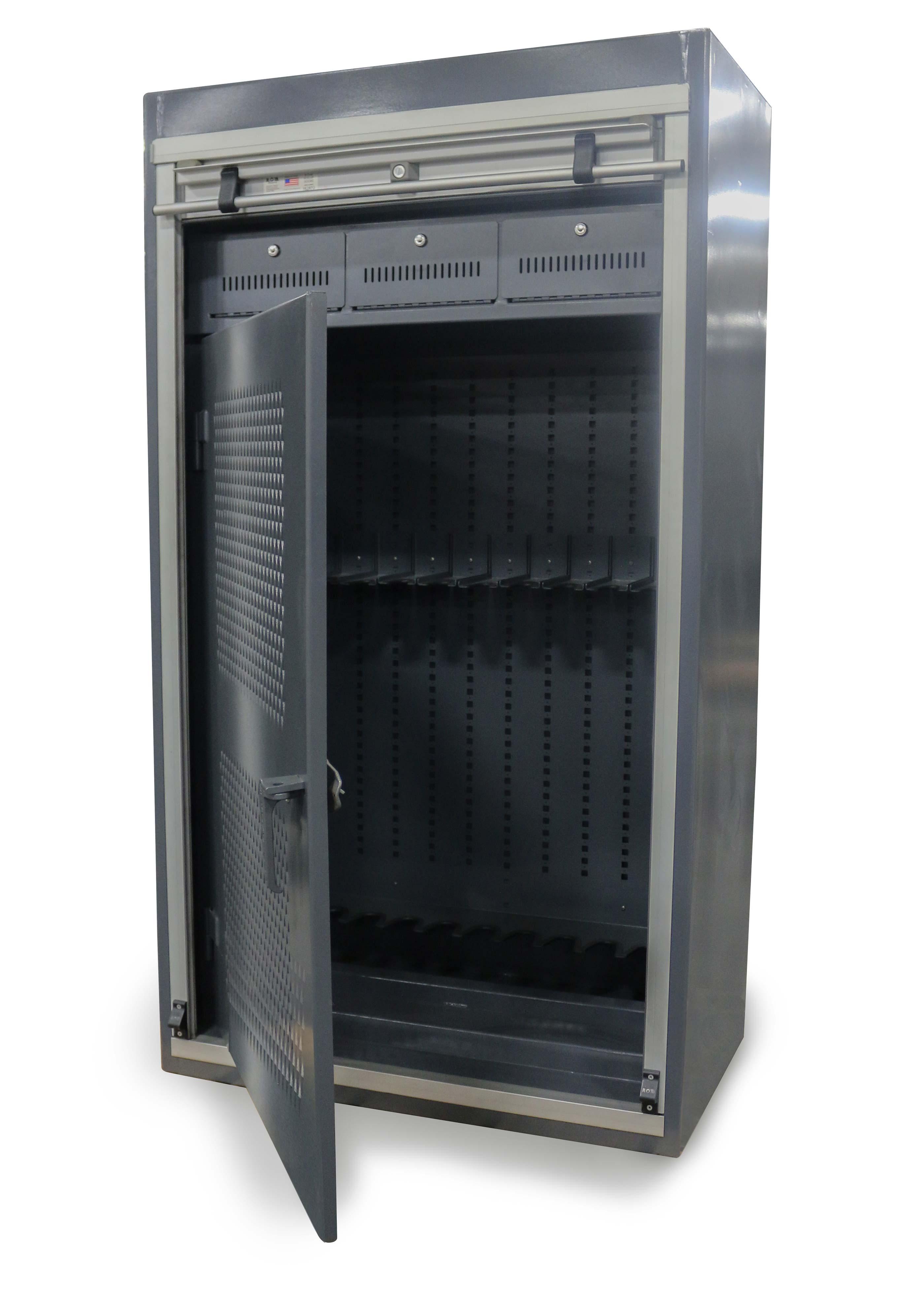 Roll Up Door Cabinets Custom Equipment Company