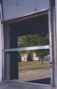 Security - Ventilation - Pest Control - ALL IN 1 DOOR