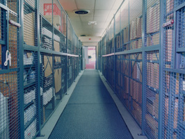 Evidence and Secured Storage