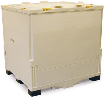 Liquid IBC Container