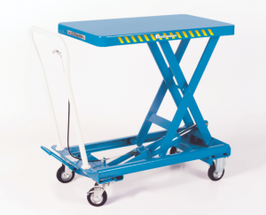 Portable Lift Tables – Manually Actuated