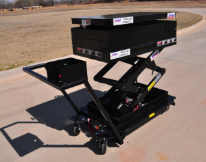 Portable Lift Tables – Powered