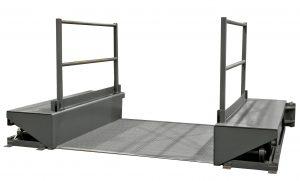 Dock Scissors Lift – Ground Level