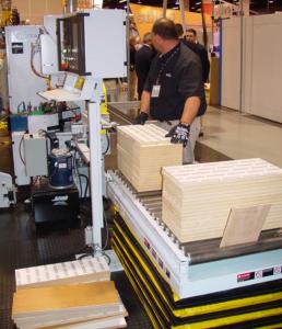 Conveyor Interface Equipment – Indexing