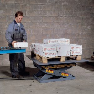 Hydraulic Scissors Tables – Work Positioning