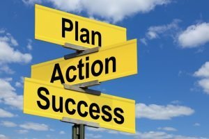 Sign: Plan, Action, Success