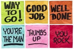 Encouragement Squares